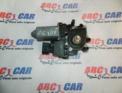 Motoras macara usa dreapta fata Audi A6 4B C5 1997-2004 Cod: 4B0959802E