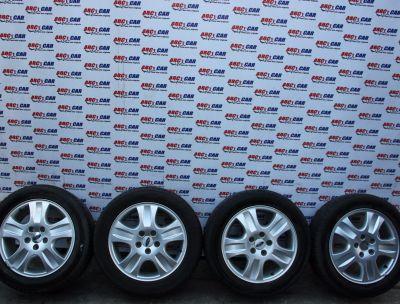 Set jante aliaj cu anvelope M+S 205/55 R16 Ford Mondeo 3 2000-2007 1S71-CA