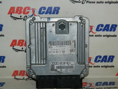 Calculator motor Audi A6 4F C6 2004-2011 3.0 TDI 4F0907401B