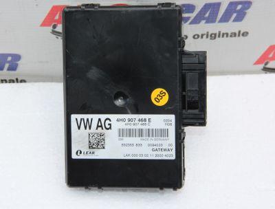 Modul gateway Audi A8 4H D4 2010-2016 4H0907468E