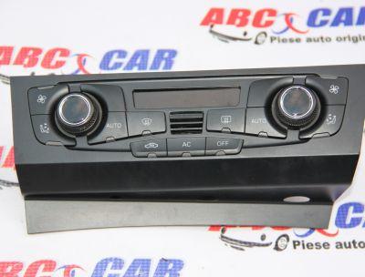 Panou climatronic Audi A5 8T 2008-2015 8T1820043AJ