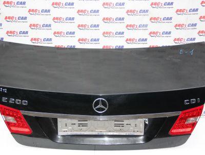 Capota spate Mercedes E-Class W212 2010-2015