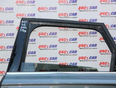 Geam usa stanga spate Audi A6 4G C7 Avant model 2014