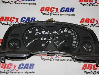 Ceas bord Opel Zafira A 1999-2005 2.0 DTI 24461749JB