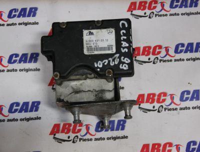 Pompa ABS Mercedes C-Class W202 2.2 CDI 1993-2000 A0034310312