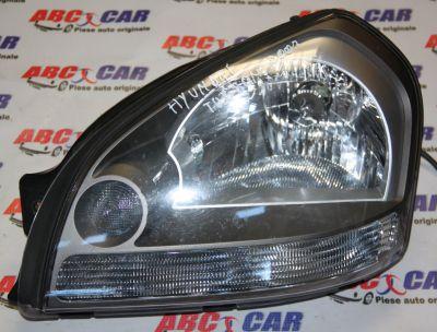 Far stanga Hyundai Tucson 2004-2009 92101-2EXXX