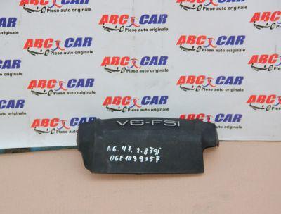 Ornament capac motor Audi A6 4F C6 2004-2011 2.8 FSI V6 06E103925F