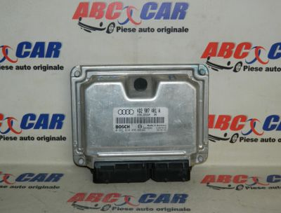 Calculator motor Audi A8 (4D2 , 4D8) 1994-2002 2.5 TDI 4D2907401A