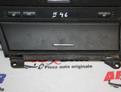 Scrumiera consola centrala BMW Seria 3 E46 1998-2005 51.16-8268888.9