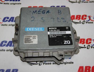 Calculator motor Opel Omega B 1986-2003 2.5 TD 0281001214