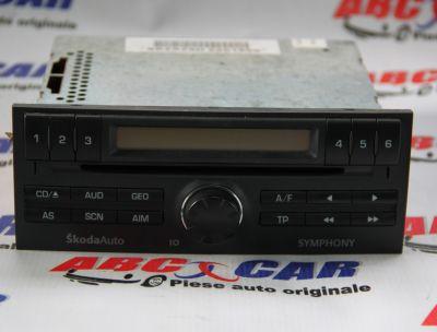 Radio CD Skoda Fabia 1 (6Y) 2000-2007 6Y0035156D