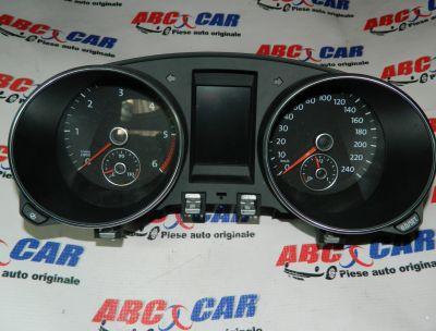 Ceasuri de bord VW Golf 6 2009-2013 2.0 TDI 5K0920870C