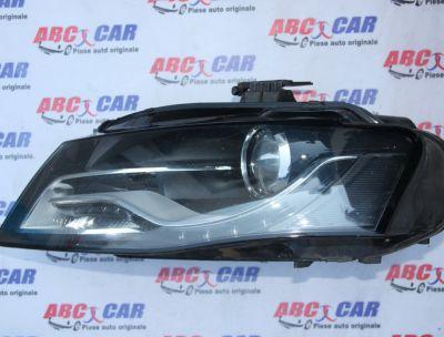 Far stangabi-xenon LED Audi A4 B8 8K2008-2012 8K0941003P