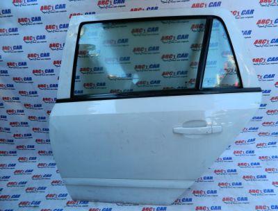 Geam mobil stanga spate Opel Astra H 2005-2009