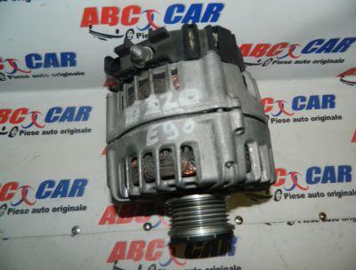 Alternator Valeo BMW E 90 2.0 TDI 2010 14V 115/180 Amperi COD: 8507624AI02