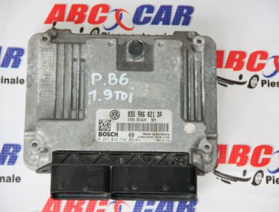 Calculator motor VW Passat B6 2005-2010 1.9 TDI 03G906021DP