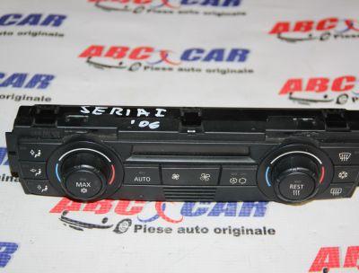 Panou climatronic BMW Seria 3 E90/E91 2005-2012 6411 6958536-01