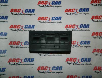 Panou comanda clima Audi A4 B6 8E 2000-2005 Cod: 8E0820043AC