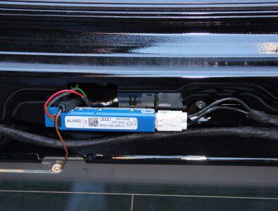 Amplificator antena Audi A4 B9 8W 2015-In prezent 8W9035225H