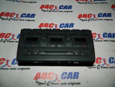 Panou comanda clima Audi A4 B6 8E 2000-2005 Cod: 8E0820043BM