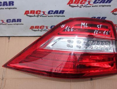 Stop stanga caroserie Mercedes ML-Class W166 2012-2015 A1669063301