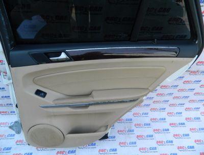Tapiterie usa dreapta spate Mercedes ML-Class W164 2011 facelift