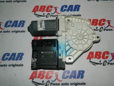 Motoras macara usa dreapta fata VW Passat B6 2005-2010 Cod: 1K0959792L