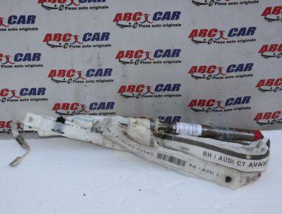 Airbag cortina Audi A6 4G C7 avant 2012-2018 4G9880742B