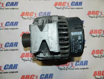 Alternator 14V 115 Amp Mercedes Vito W638 1996-2003 2.2 CDI A0101549602