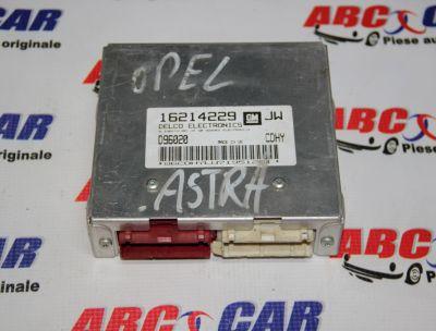 Calculator motor Opel Astra F 1992-1998 1.6 Benzina 16214229JW