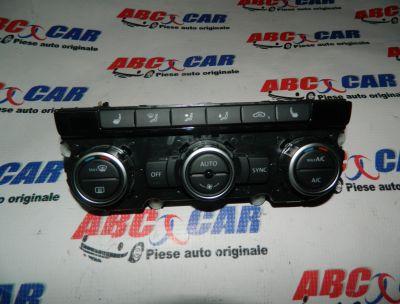 Panou comanda clima VW Passat CC 2008-2012 Cod: 3AA907044BH