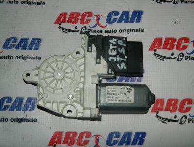 Motoras macara usa stanga spate VW Jetta (1K) 2005-2011 Cod: 1K5839401G