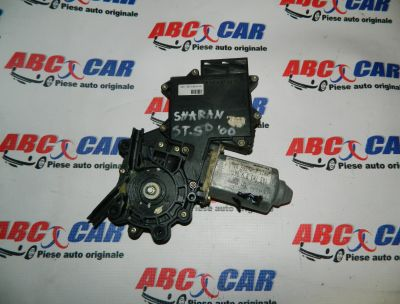 Motoras macara usa stanga spate VW Sharan (7M) 2000-2009 Cod: 7M3959811