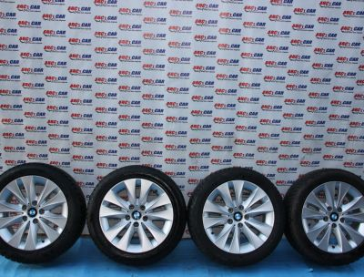 Set jante aliaj R17 BMW Seria 5 E60/E61 71/2Jx17EH2, 5x1202005-2010 cod: 6758775, 0544070