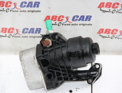 Carcasa filtru ulei cu racitor VW Golf 7 1.6 TDI 2014-202003N115389