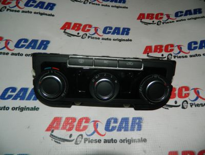 Panou comanda clima VW Golf 6 2009-2013 1.6 TDI Cod: 7N0907426AM