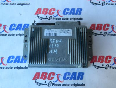 Calculator motor Renault Clio 2 1998-2012 1.4 B 7700112342