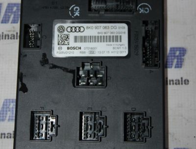 Calculator confort Audi Q5 8R 2008-2016 2.0 TDI 8K0907063DG
