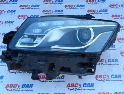 Far stanga Bi-xenon Led Audi Q5 8R 2008-2016 8R0941003AF