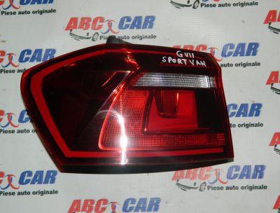 Stop stanga caroserie VW Golf Sportsvan 2014-In prezent Cod: 510945095H