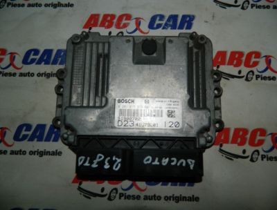 Calculator motor Fiat Ducato 1 1994-2006 2.3 JTD 51900702
