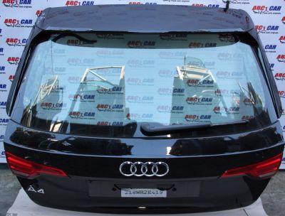 Haion cu luneta Audi A4 B9 8W avant 2015-In prezent
