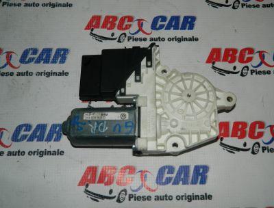 Motoras macara usa dreapta spate VW Golf 5 2005-2009 Cod: 1K4839402D
