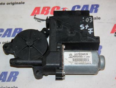 Motoras macara usa stanga fata VW Polo 9N 2002-2009 6Q2959802A
