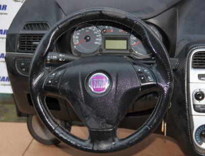 Volan din piele cu comenzi Fiat Grande Punto 2006-In prezent