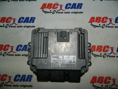 Calculator motor Peugeot 207 2006-In prezent 1.6 HDI 9662213180