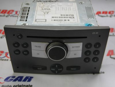CD-Player Opel Astra H 2005-2009 453116246