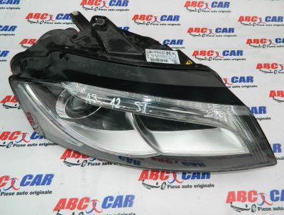 Far stanga Bi-xenon Led Audi A3 8P 2003-2012 8P0941004