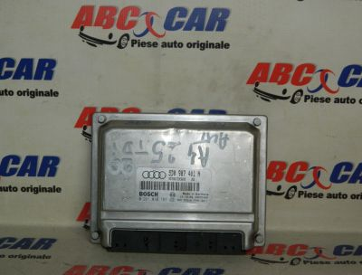 Calculator motor Audi A4 B5 1996-2000 2.5 TDI V6 AFB 8D0907401N