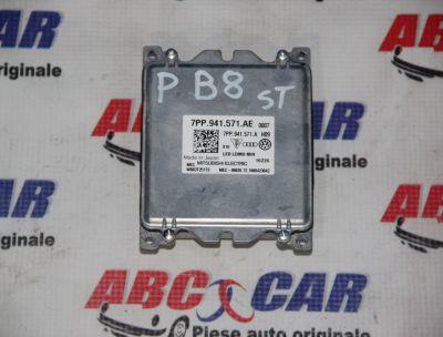 Modul balast LED stangaVW Passat B8 2015-prezent7PP941571AE